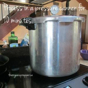 pressure can