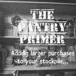 The Pantry Primer adding larger purchases