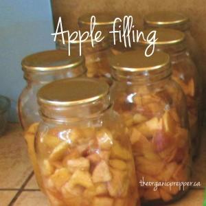apple filling