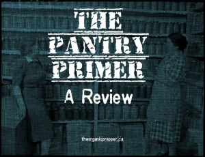 The Pantry Primer Review