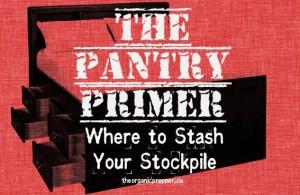 Where to stash your stockpile