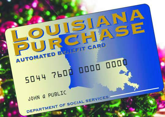 Gov cancels snap cards louisiana ebt free for all may come at a gov cancels snap cards louisiana ebt free for all may come at a high price the organic prepper ccuart Images