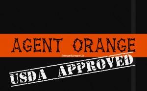 agent orange usda approved