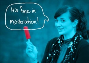 HFCS is NOT fine in moderation