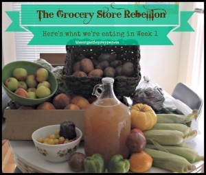 The Grocery Store Rebellion Week 1
