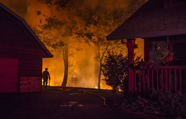 the king fire chronicles life on the edge of a natural