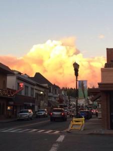 pville fire