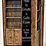 How to Build a Safe Room in Your House or Apartment