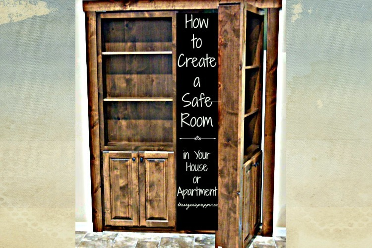 how to create a safe room the organic prepper
