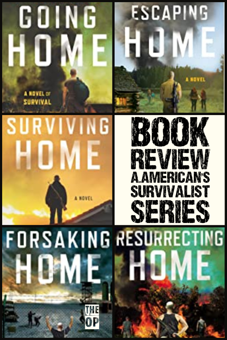 Book Review: A. American\'s Survivalist Series