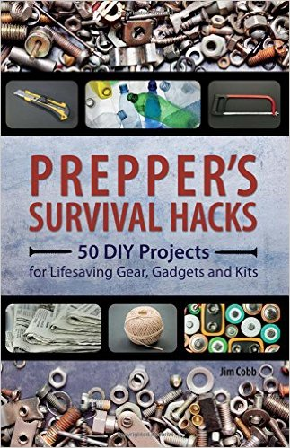 review of prepper 39 s survival hacks the organic prepper. Black Bedroom Furniture Sets. Home Design Ideas