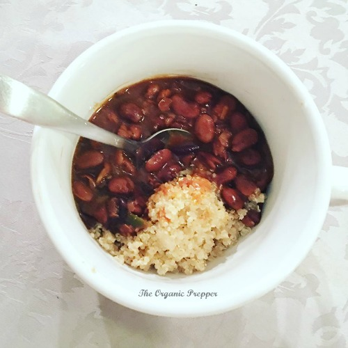 NuManna sweet habanero chili with quinoa