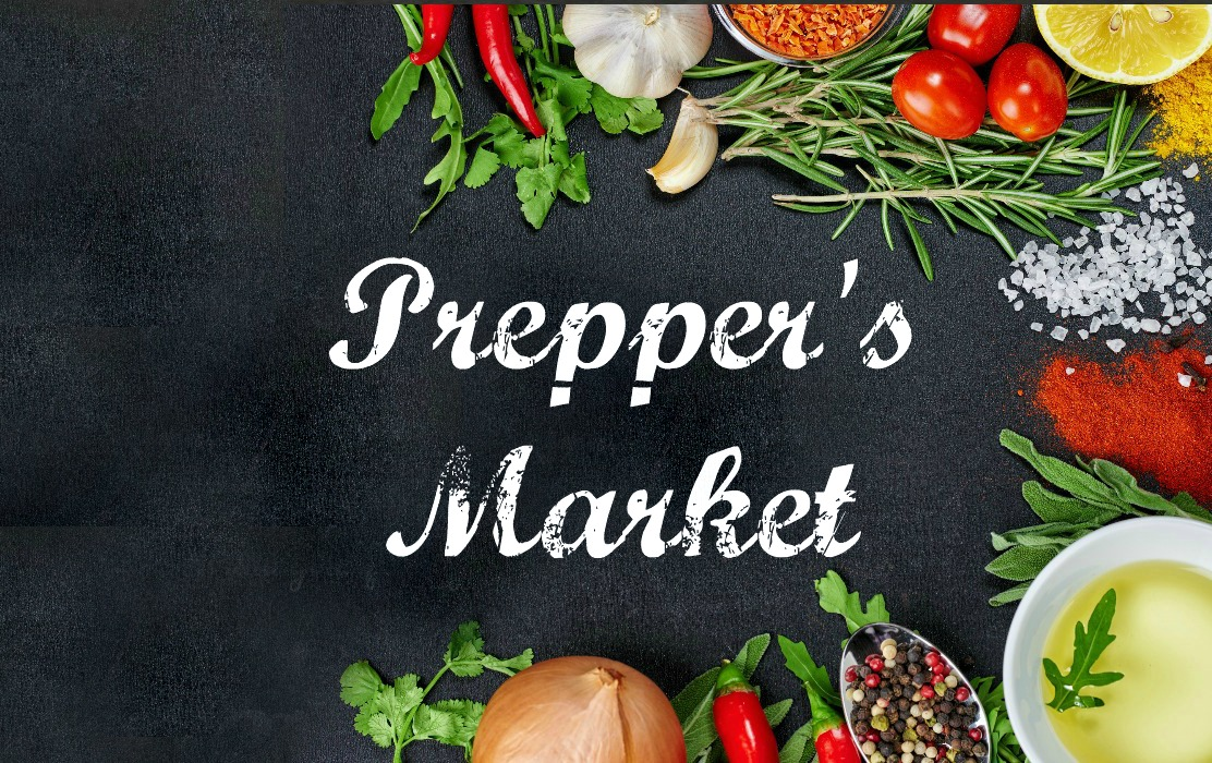 Preppers Market Pinterest