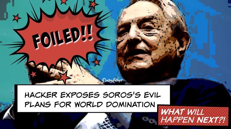 Kill The Messenger Soros S Plan For World Domination Hacked