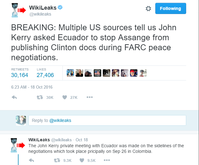 wikileaks-on-twitter-breaking-multiple-us-sources-tell-us-john-kerry-asked-ecuador-to-stop-assange-from-publishing-clinton-docs-during-farc-peace-negotiations