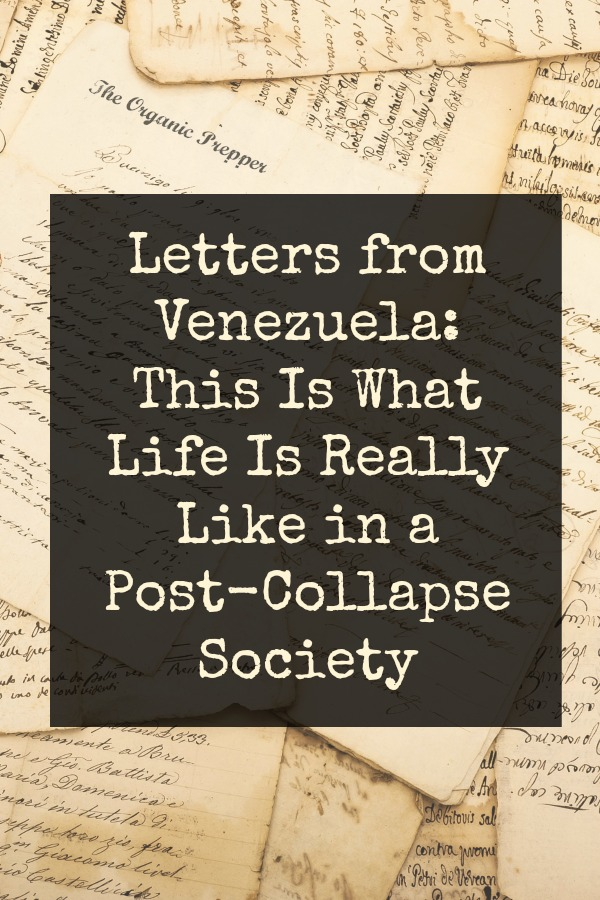 Letters from Venezuela: This Is What Life Is Really Like in a Post ...