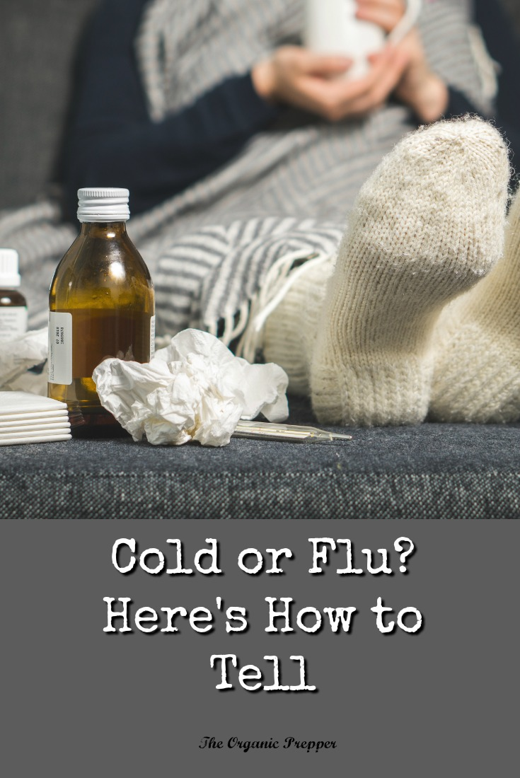 Cold or flu? Here's how to tell whether it's just a cold or something more serious, like influenza - and why you need to know.