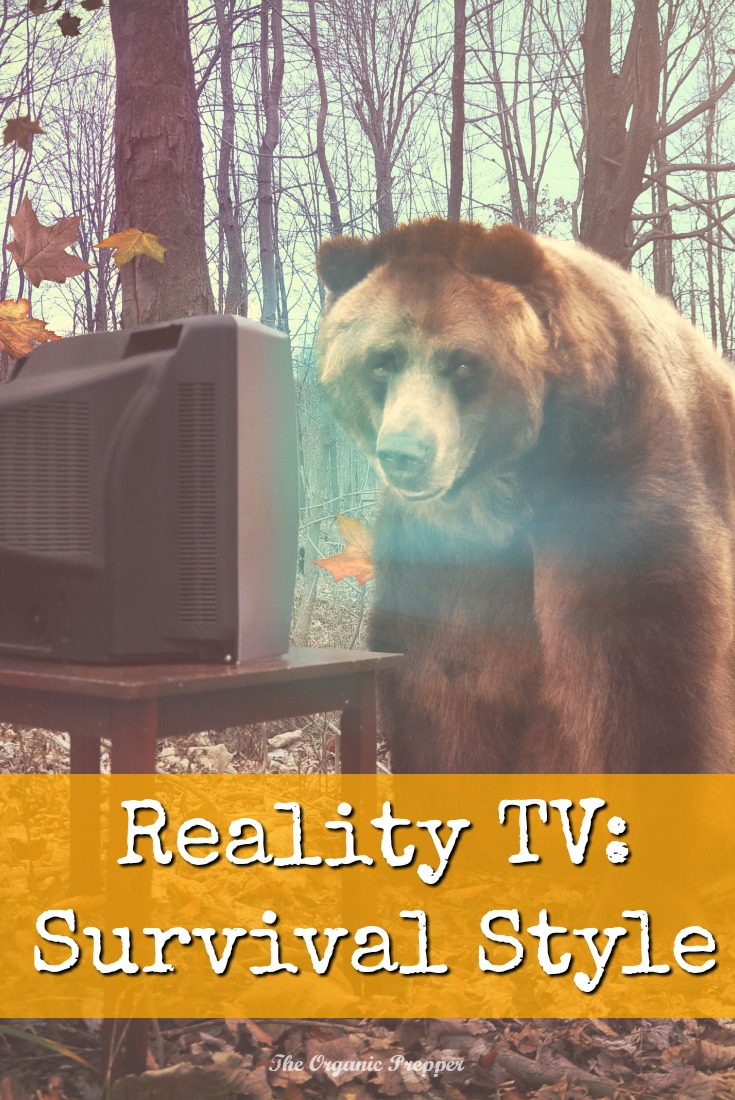 Our kind of reality TV is a bit different. Forget the shows designed to make us look like fruitcakes. Check out some programs that showcase real survival skills