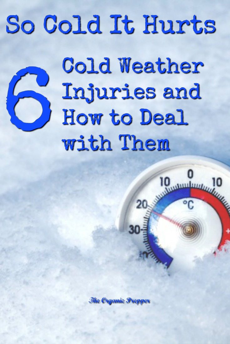 6 Cold Weather Injuries and How to Deal with Them