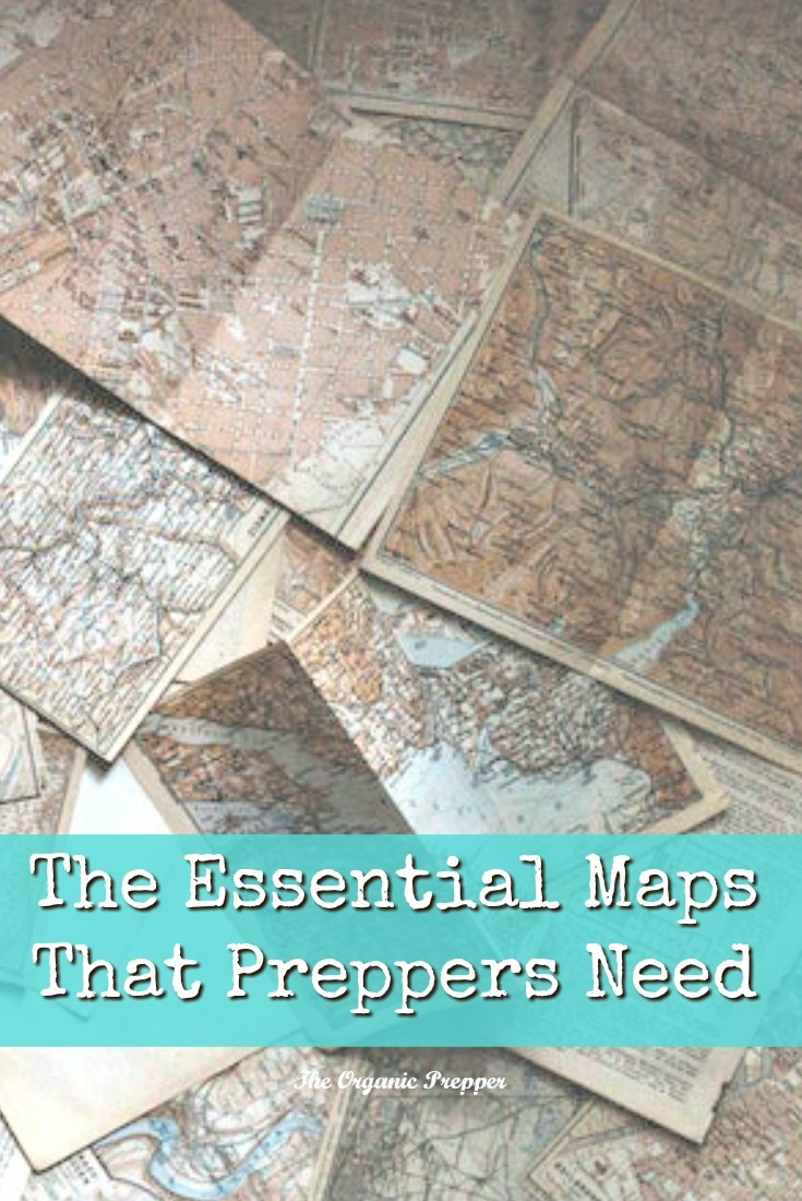 There are specific maps that every prepper should collect. This guide will help you decide which ones you need.