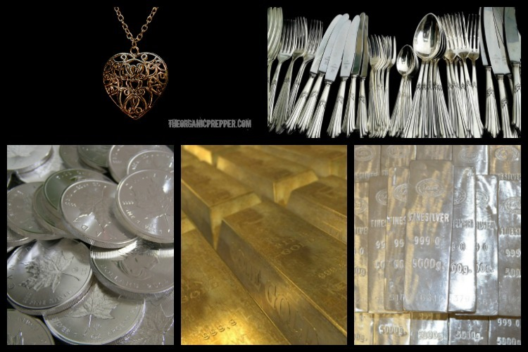 Precious Metals: A Prepper's Guide to Gold and Silver - The