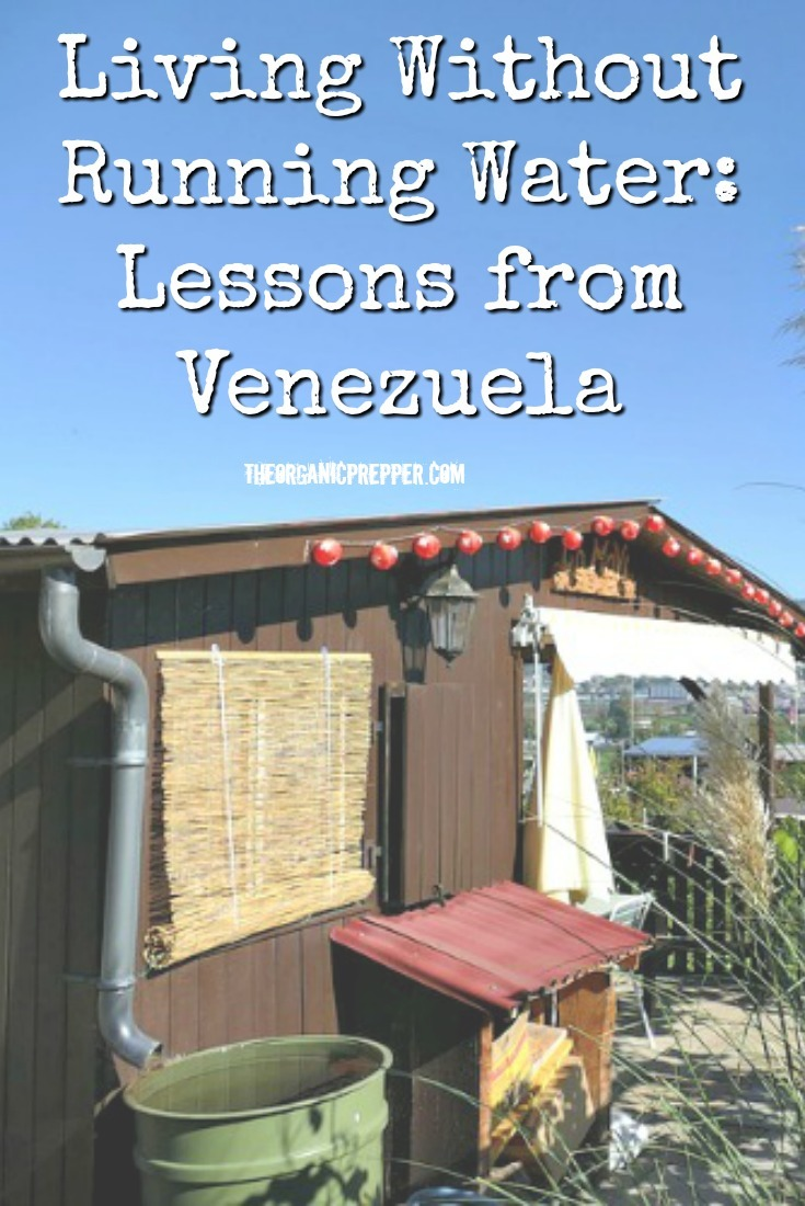 Adapting to Life Without Running Water: Lessons from Venezuela