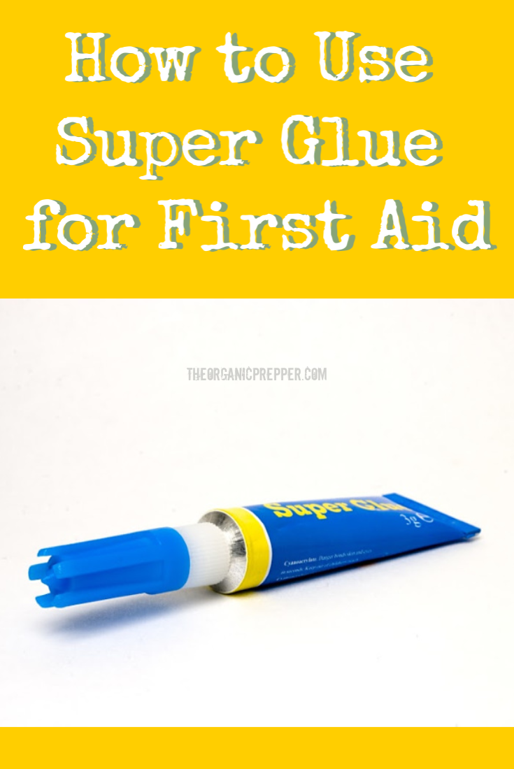 How to Use Super Glue for First Aid