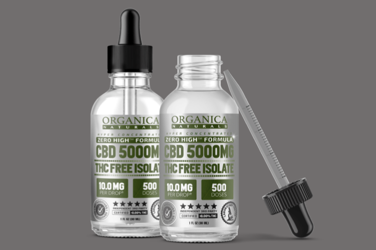 5000mg CBD Oil: Buy One, Get One Free - The Organic Prepper