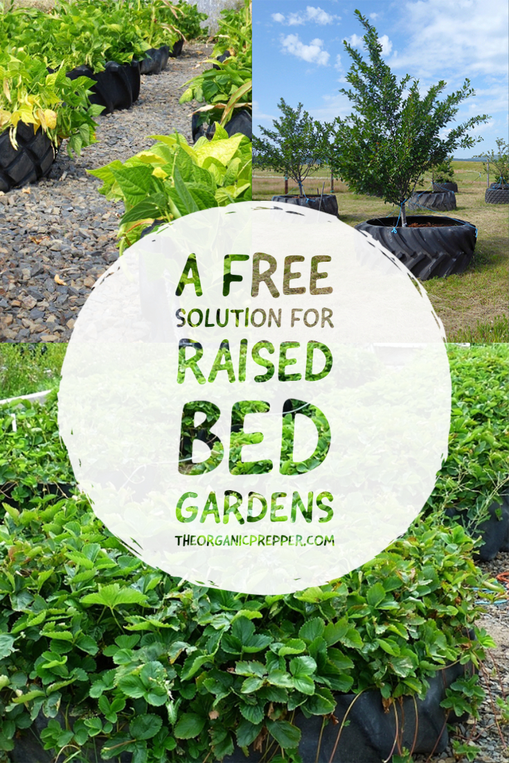 A Free Solution For Raised Bed Gardens