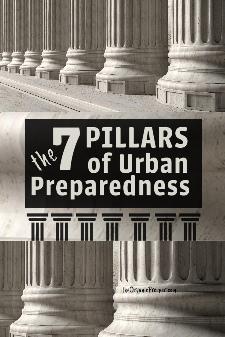 The 7 Pillars of Urban Preparedness