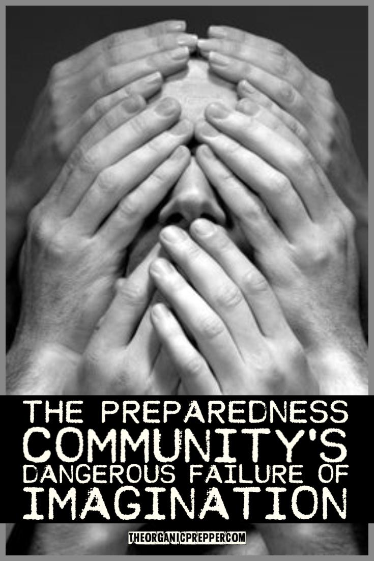 The Preparedness Community\'s Dangerous Failure of Imagination