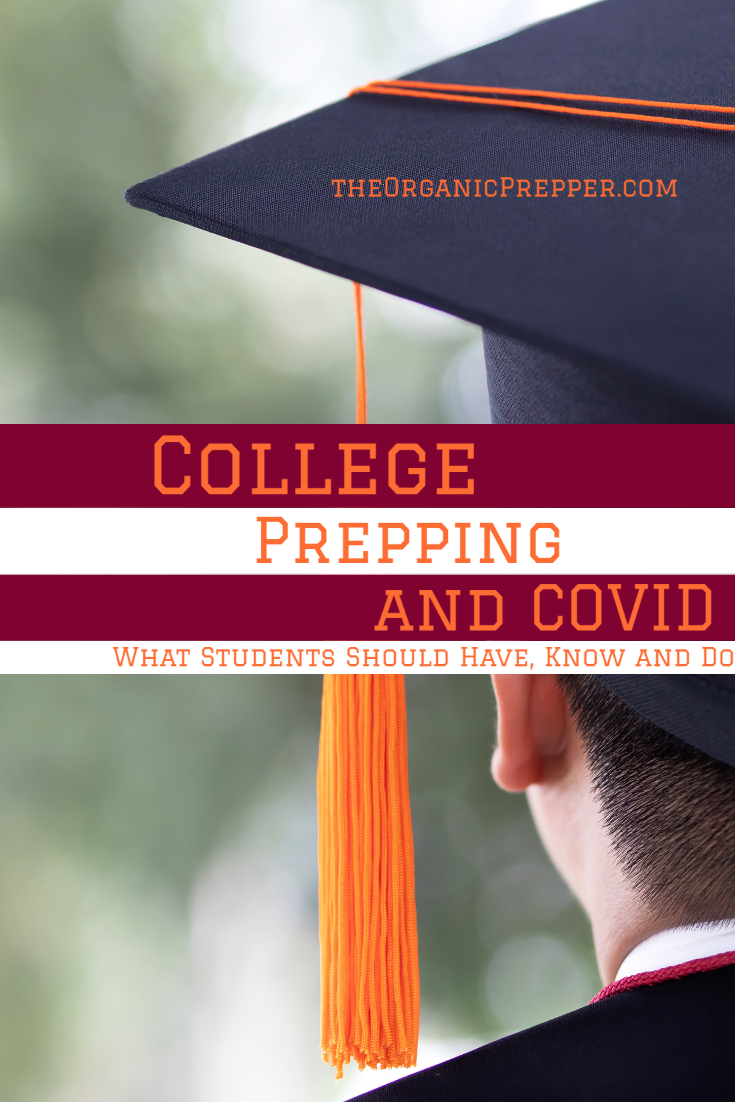 College, Prepping, and COVID: What Students Should Have, Know and Do