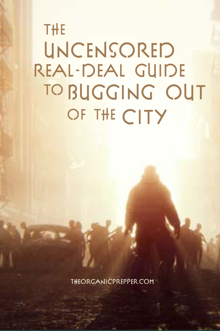 The Uncensored, Real-Deal Guide to Bugging Out of the City