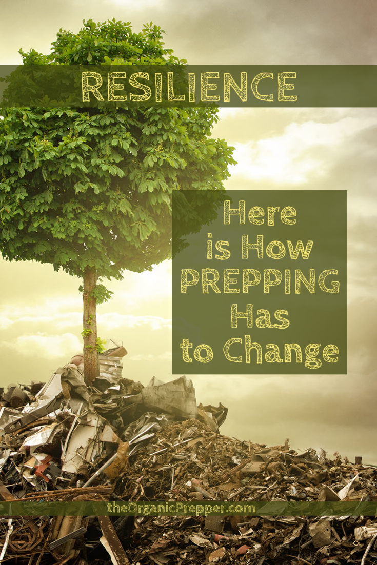 RESILIENCE: Here\'s How Prepping HAS to Change
