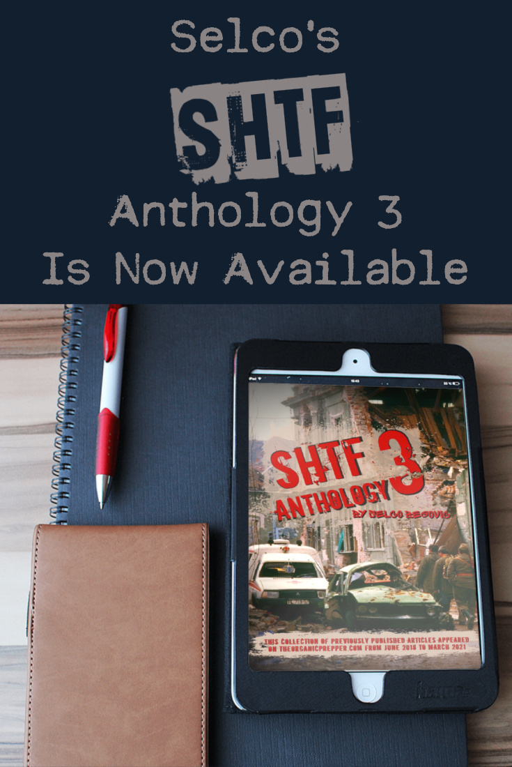 Selco\'s SHTF Anthology #3 Is Now Available