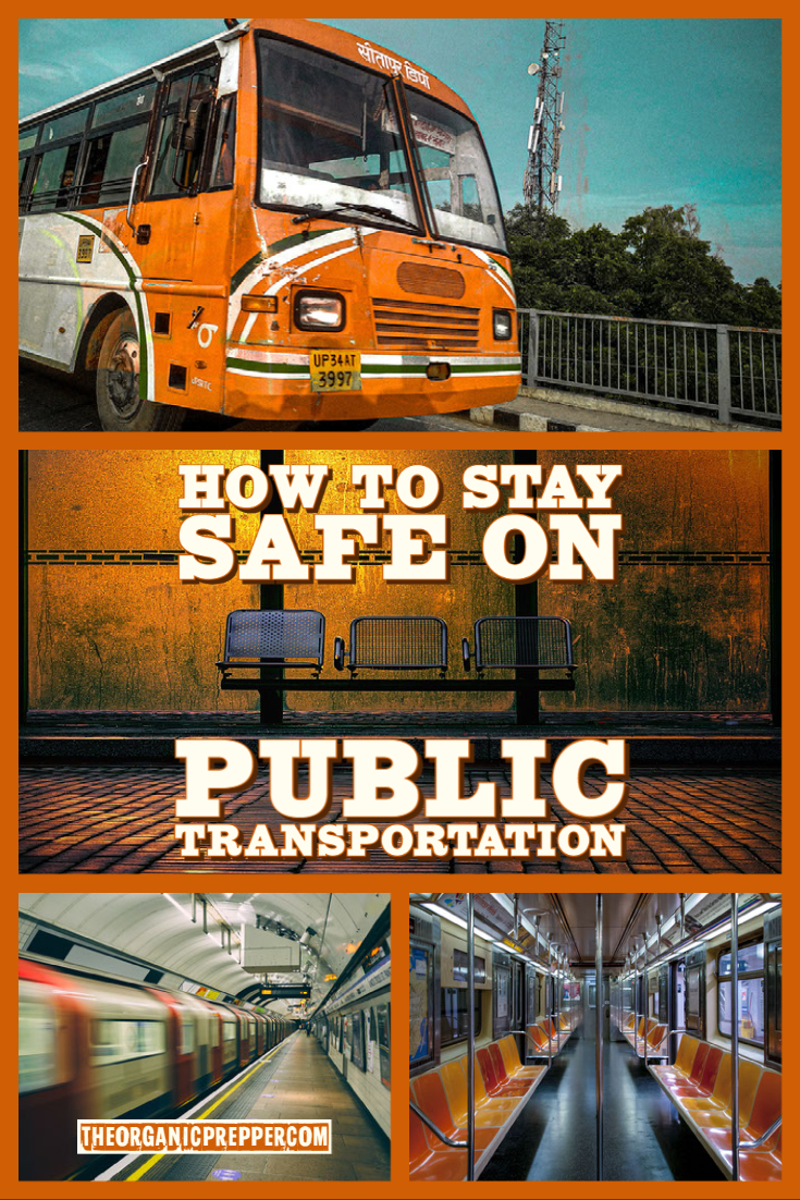How to Stay Safe on Public Transport