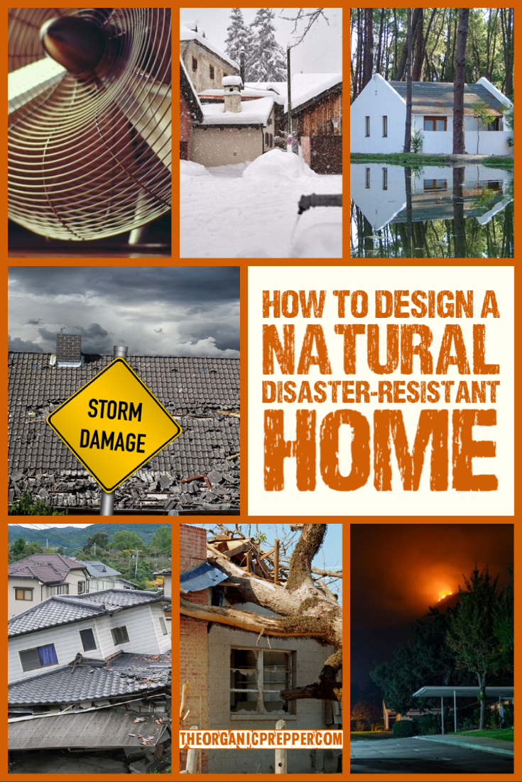 How to Design a Natural Disaster-Resistant Home