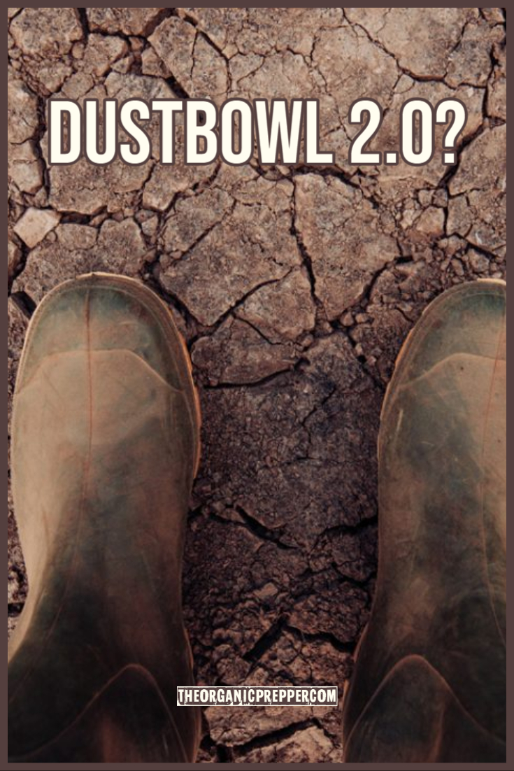 Are You Ready for a Modern-Day Dust Bowl on Top of Everything Else?