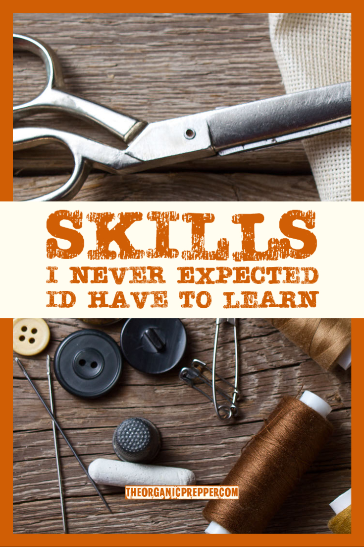 Skills I Never Expected I\'d Have to Learn