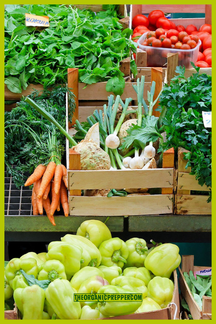 Supplement Your Food Supply With Your Local Farmer\'s Market