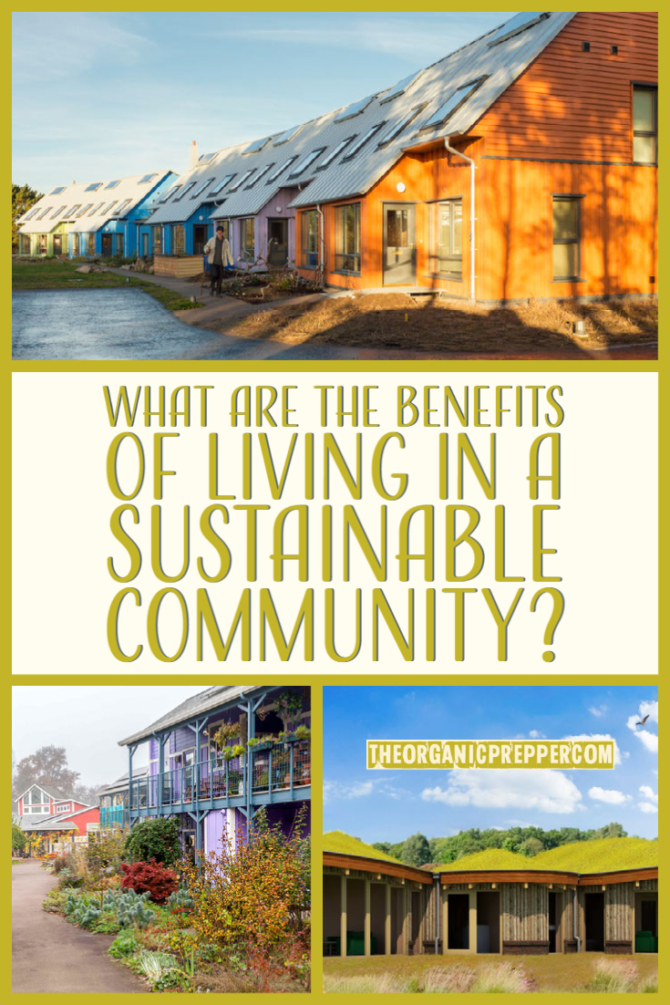 What Are the Benefits of Living in a Sustainable Community?